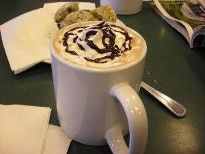 Hot chocolate #2
