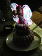 fairy cake for Kezzie