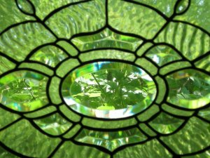 Lead Glass:Green