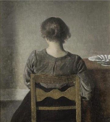 Vilhelm_Hammershoi_Danish_Artist_1864_1916_Rest_1905