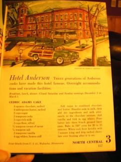 Anderson Hotel:Grumpy Old Men