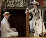 Downton Abbey (PBS) Season 1, 2010 Shown from left: Hugh Bonneville, Elizabeth McGovern