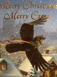 Christmas Crow 1